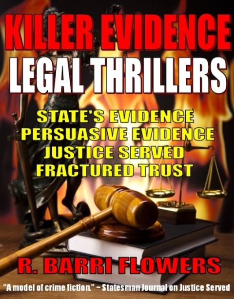 Killer Evidence Legal Thrillers Bundle